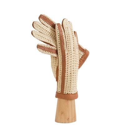 gant pecari crochet